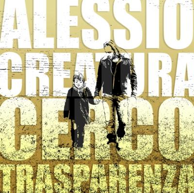 COPERTINA SINGOLO - CERCO TRASPARENZA - 2015